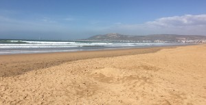 Buzymum - The beach in Agadir