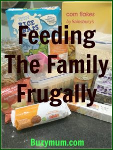 Buzymum - Feeding The Family Frugally