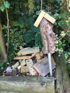 Buzymum - Homemade bug hotels