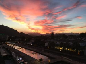 Buzymum - Amazing sunset at Viva Sunrise
