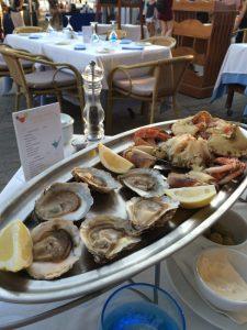 Buzymum - Seafood platter