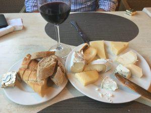 Buzymum - Viva sunrise all inclusive, cheese selection