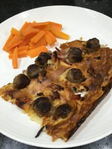 Buzymum - Kids Toad in the Hole with a Twist