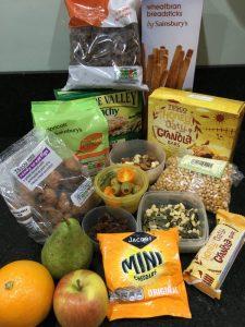 Buzymum - Healthy in a Hurry- Snacks