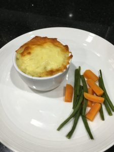 Buzymum - Gluten/ Dairy free mini fish pie