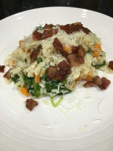 Buzymum - Chicken & Bacon Risotto