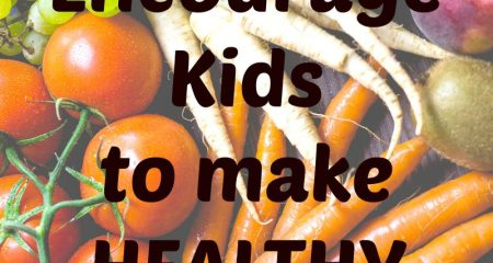Healthy Food For Kids - How to Inspire Children to Cook