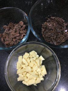 Buzymum - Chopped chocolate