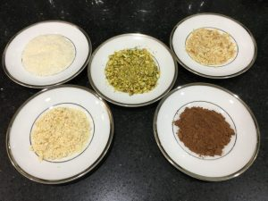 Buzymum - Various topping for the truffles