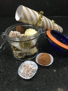 Buzymum - Handmade chocolate truffles