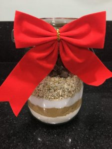 Buzymum - Christmas gift, cookie mix