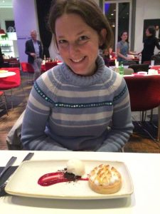 Buzymum - Have your dessert during the interval when dining at Elgar, Royal Albert Hall!