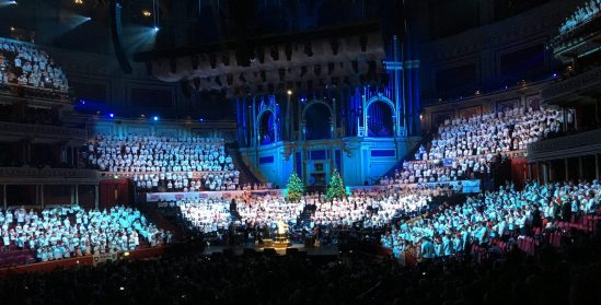 Buzymum - The Young Voices Choir at the Royal Albert Hall