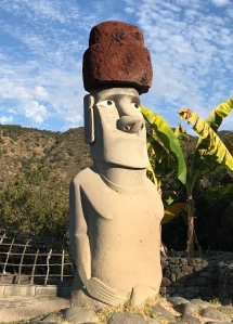 Buzymum - Easter Island replica statue