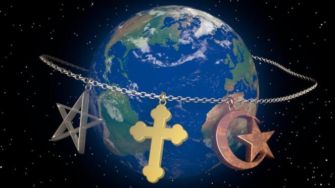 Buzymum - Religious world peace image
