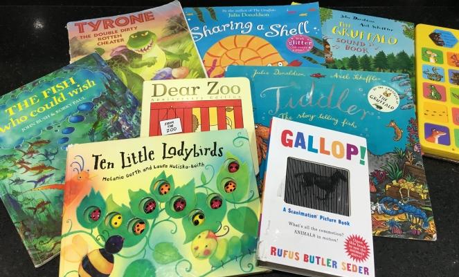 Buzymum - Our favourite children's books