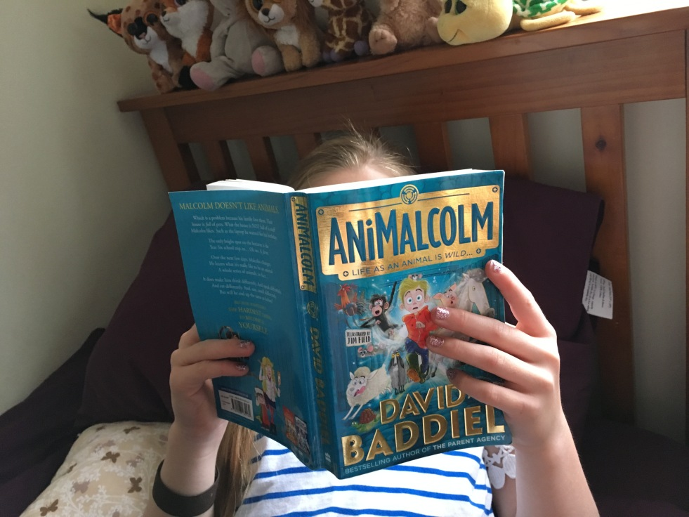 Buzymum - K reading AniMalcolm