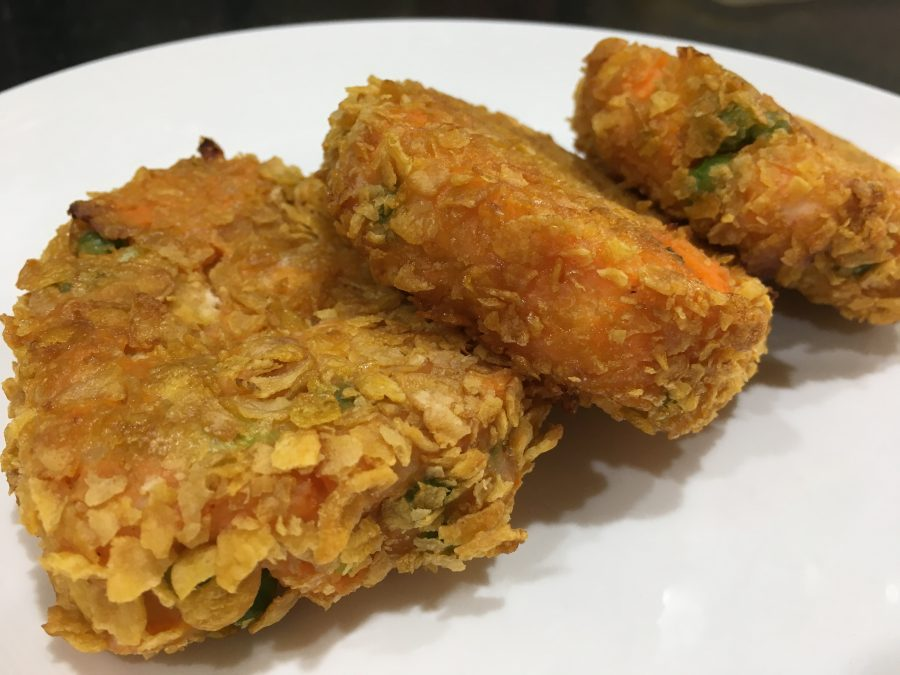 Buzymum - Salmon fish cakes featured image