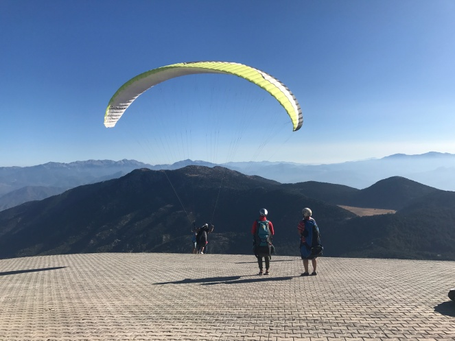 Buzymum - The most amazing experience, paragliding