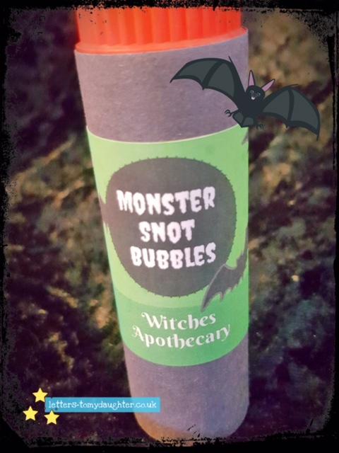 Buzymum - Monster Snot Bubbles Image